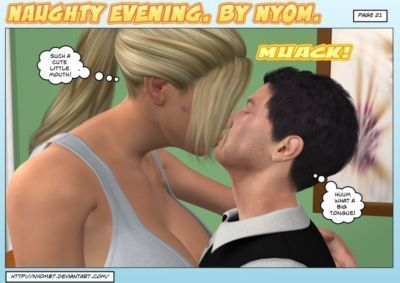 Nyom-Naughty Evening - part 2