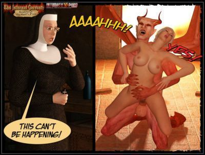 The Infernal Convent 3 - Knocking On The Hells Door - part 3