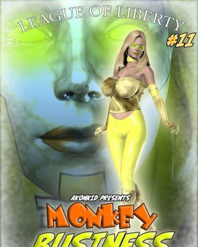 Monkey Business 1 - 20 - part 9