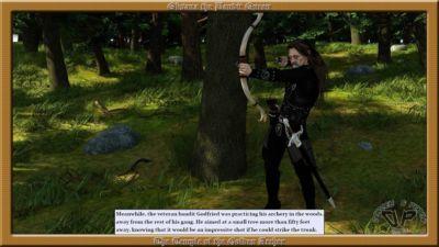 Oksana the Bandit Queen - Part One - part 4
