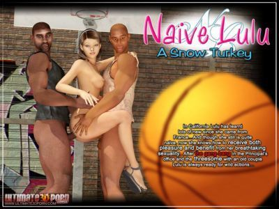 Naive Lulu - A Snow Turkey