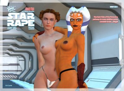 [Darth Ross] Star Rape (Star Wars)