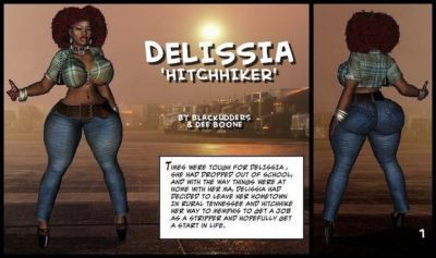 Delissia Hitchhiker
