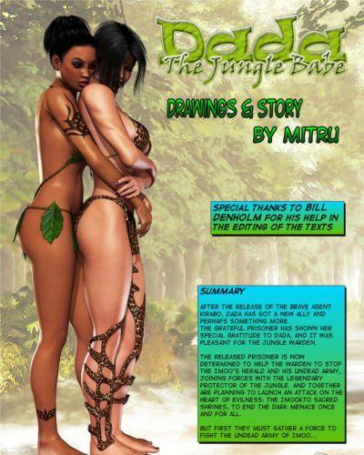 Dada The Jungle Babe - part 16
