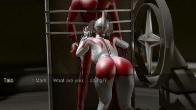 [Heroineism] Chou Hentai Ultra Boshi (Ultraman) - part 4