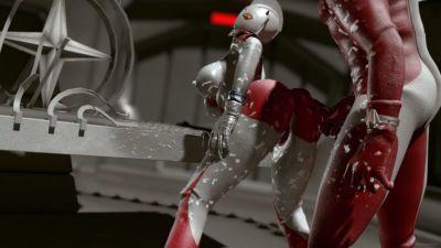[Heroineism] Chou Hentai Ultra Boshi (Ultraman) - part 9