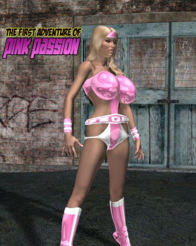 Pink Passion - The First Adventure