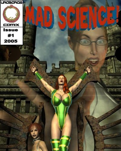 [3D]Mad science #1