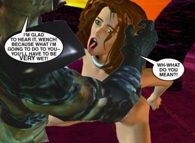 Mindy - Sex Slave On Mars c101-125 - part 15