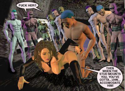 Mindy - Sex Slave On Mars c076-100 - part 12