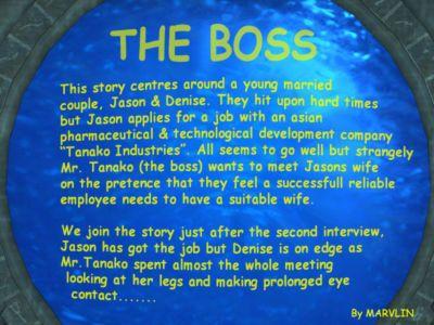[3D] The Boss