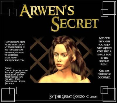 [3D] Arwen