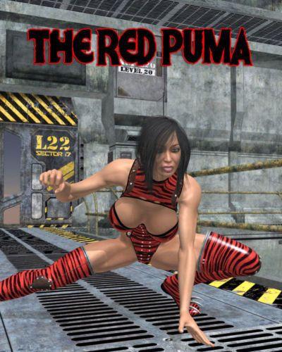 Red Puma 3D