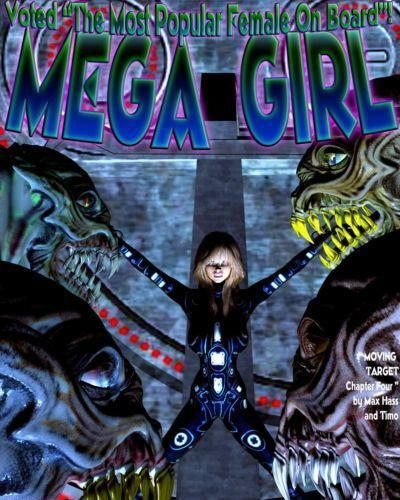 Mega Girl 4/10 [English]