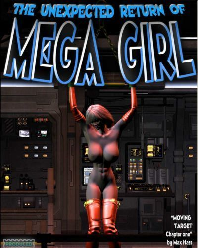 Mega Girl 1/10 [English]