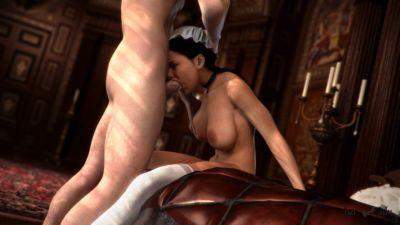 HZR – The Crafty Maid - part 3