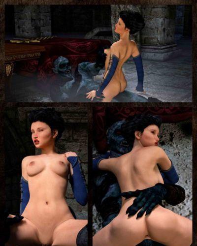 Hibbli3D – Sorceress Lori Beyond Death ( story + pics ) - part 3