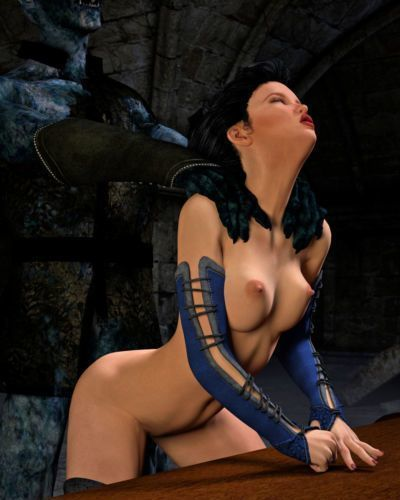 Hibbli3D – Sorceress Lori Beyond Death ( story + pics ) - part 5