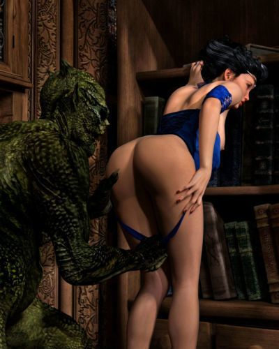 Hibbli3D – Sorceress Lori - Sold To Demons ( story + pics ) - part 4