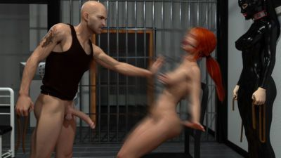 3DZEN – Shades of Darkness 2 – Kari & Zoey - part 6