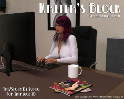 Supro – Lana Loves Writer's Block