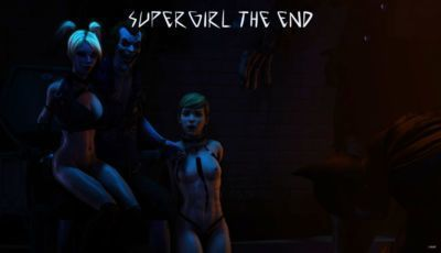 Supergirl The End (lenaid comic)
