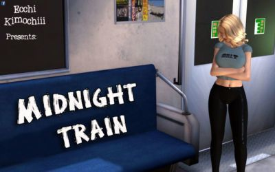"""Midnight Train\"" (erotic 3D) (English ver.) Uncensored (+18) (3d hentai animation) \""Ecchi Kimochiii\"""
