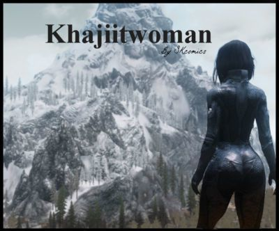 Khajitwoman Chapter 1 - SKcomics