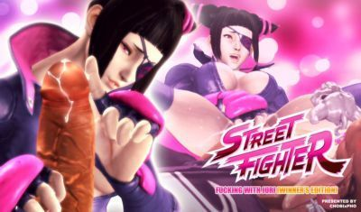STREET FIGHTER / FUCKING WITH JURI (WINNER\\\