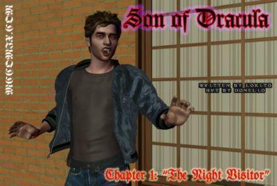 [Donelio] Son of Dracula 1-6