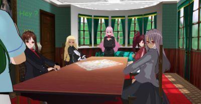 (3DCG) PRISON SCHOOL : The New Chairman (hentai parody) - part 4