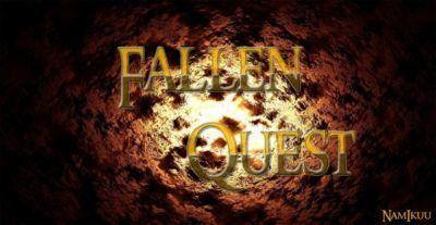 (3DCG) Fallen Quest