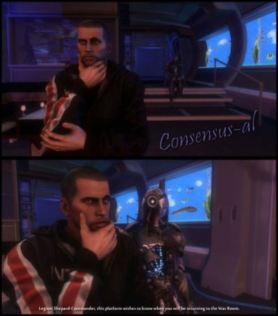 [foab30] Short Comics Collection (Mass Effect)
