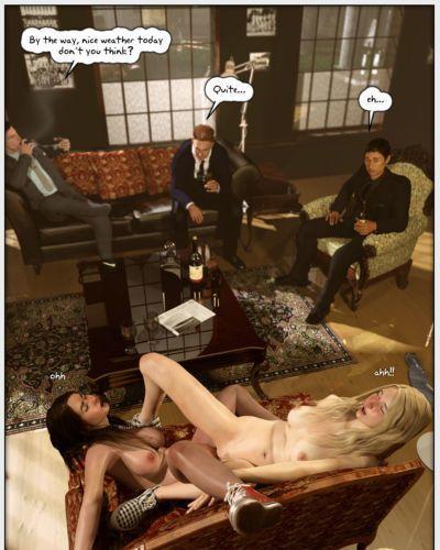 [Erogenesis] Lali Lite 1 - The Gentlemen