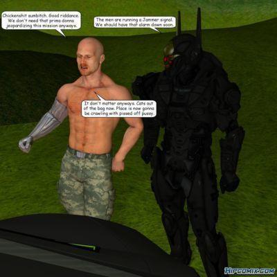 Assault on the Academy 9-12 - part 3