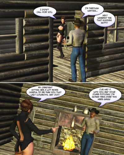 Sex Pets of the Wild West 26 - 33 - part 7