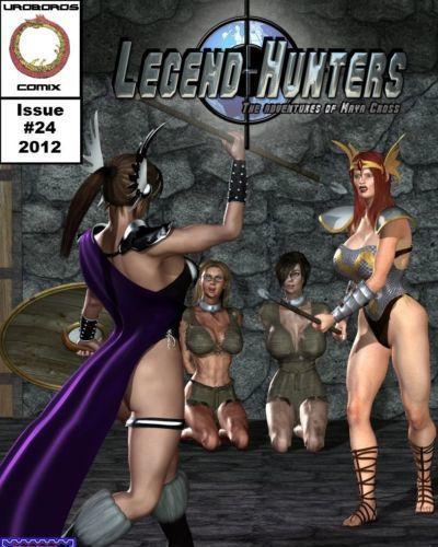Legend Hunters 24 - 28