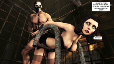 "Bioshock Infinite \""The end\"" Comic (update 6) (Lenaid) - part 6"