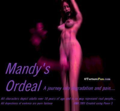TortureFun - Mandy