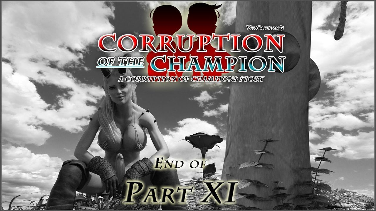 [VipCaptions] Corruption of the Champion - part 20