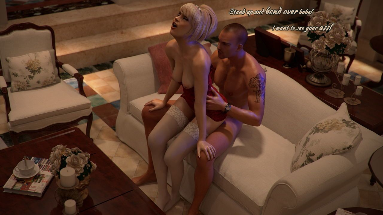 HZR – Married With Secrets - part 4
