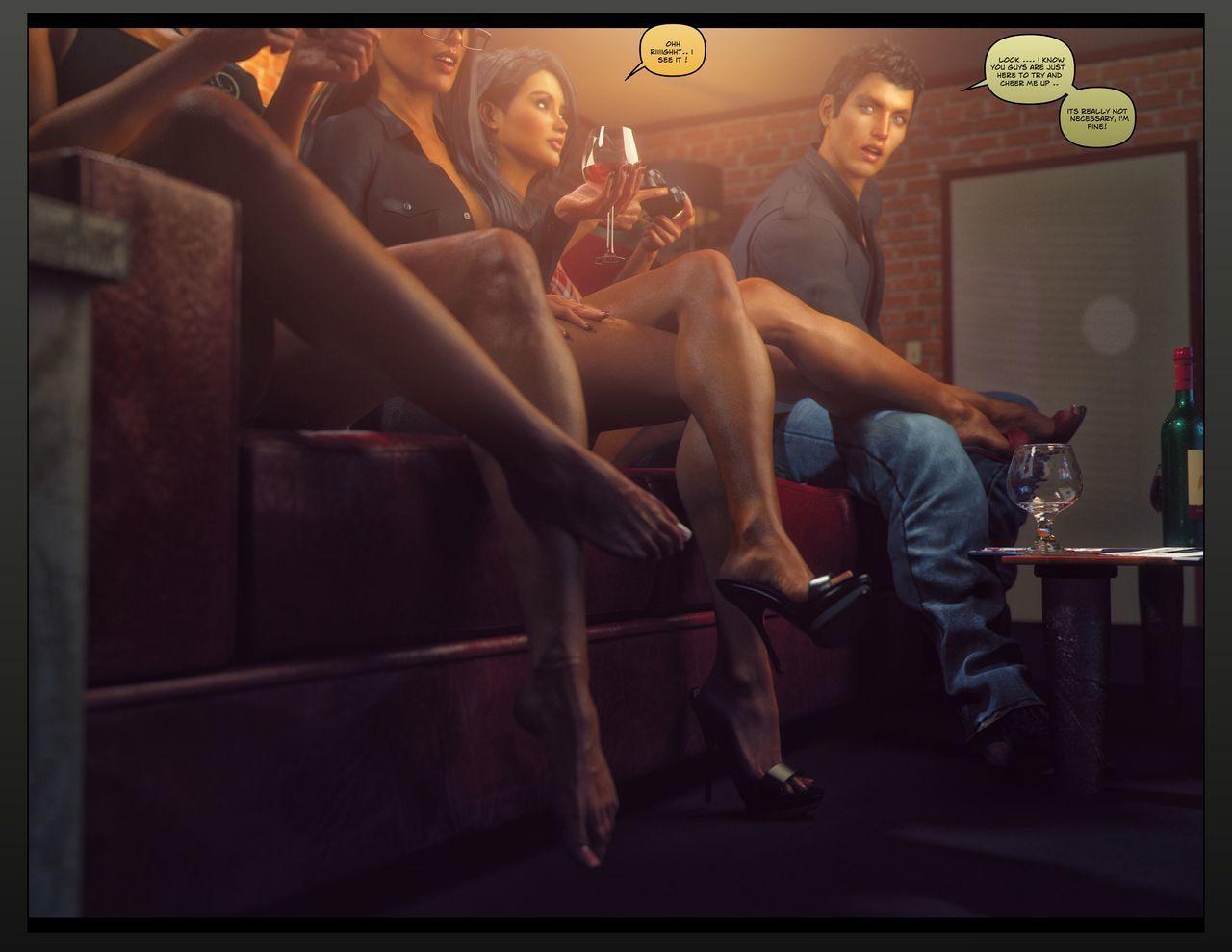 Carey Carter: Videogames night (WIP)