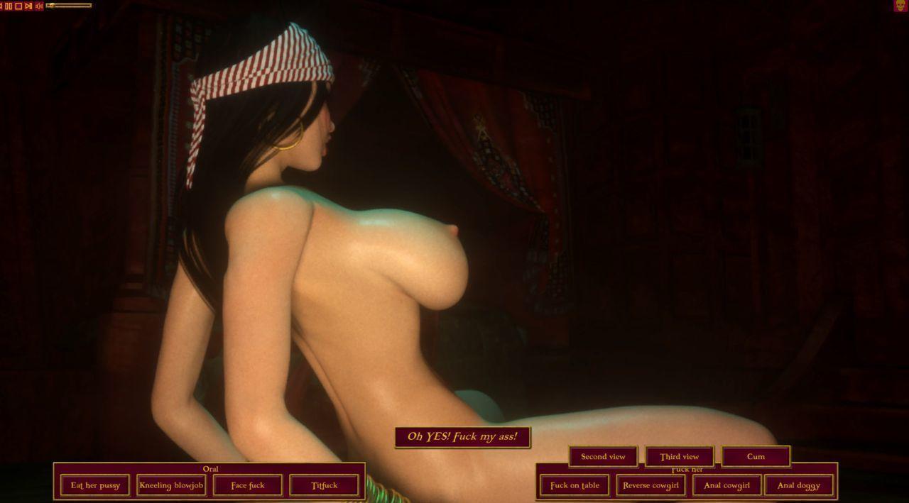 Gazukull – Highstakes Blackjack with Jessenia strip + Fuck - part 5