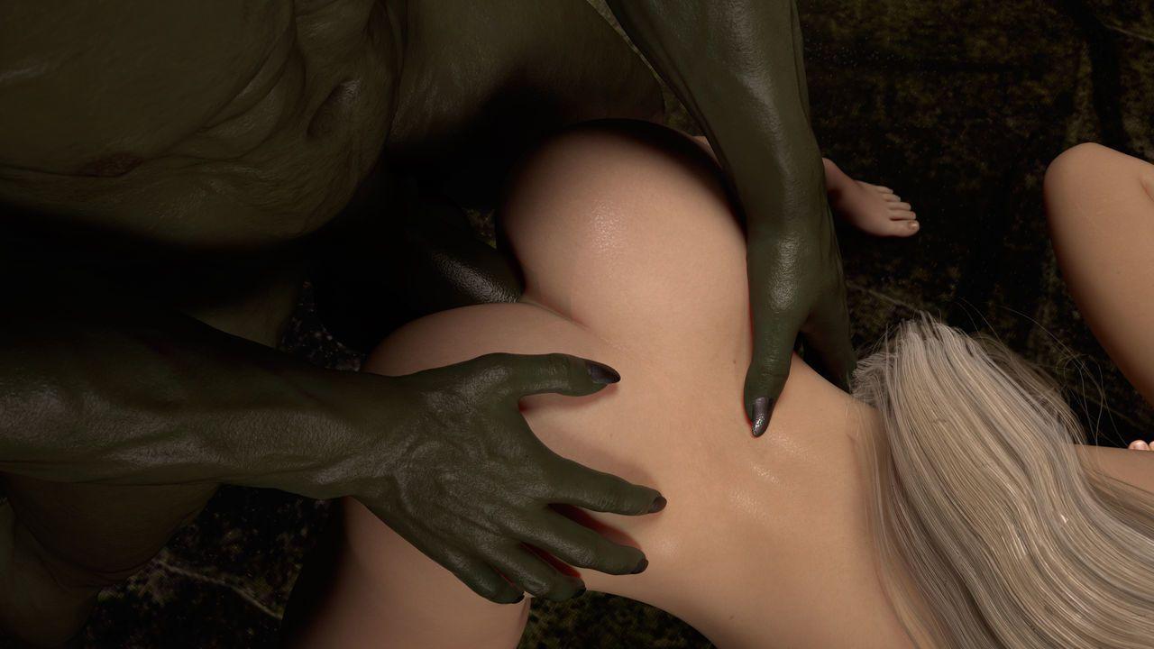 3DZen – Ellies Dream – Prequel to Demon Doll House 2 - part 4