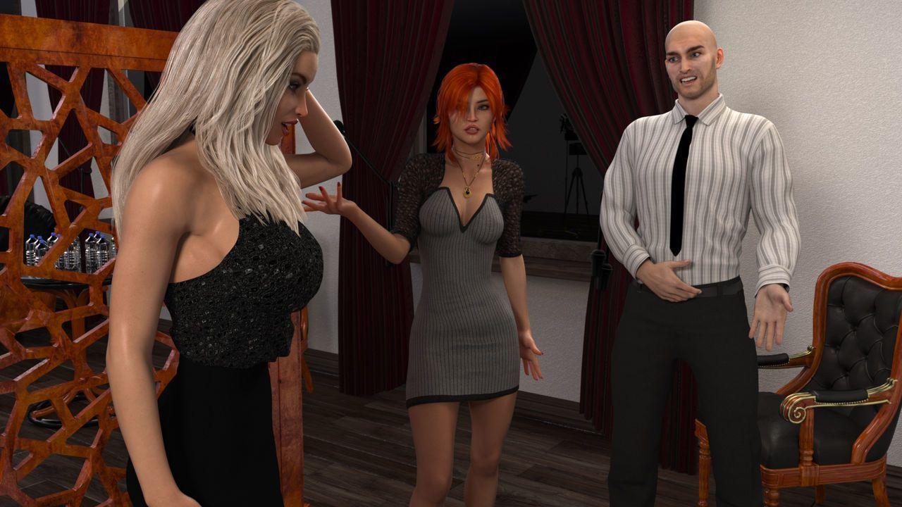 3DZEN – Shades of Darkness 2 – Kari & Zoey - part 2