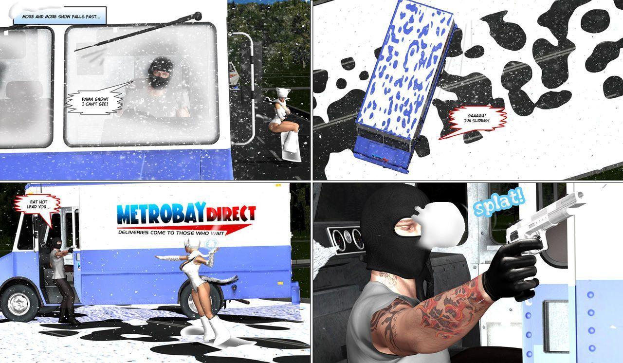 Happenstance - Snow Leopard 1-14