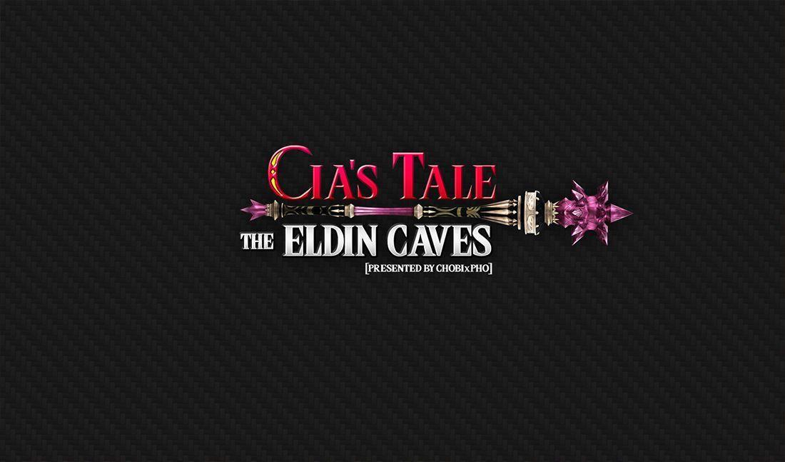 HYRULE WARRIORS/ CIA\'s TALE - THE ELDIN CAVES [CHOBIxPHO]
