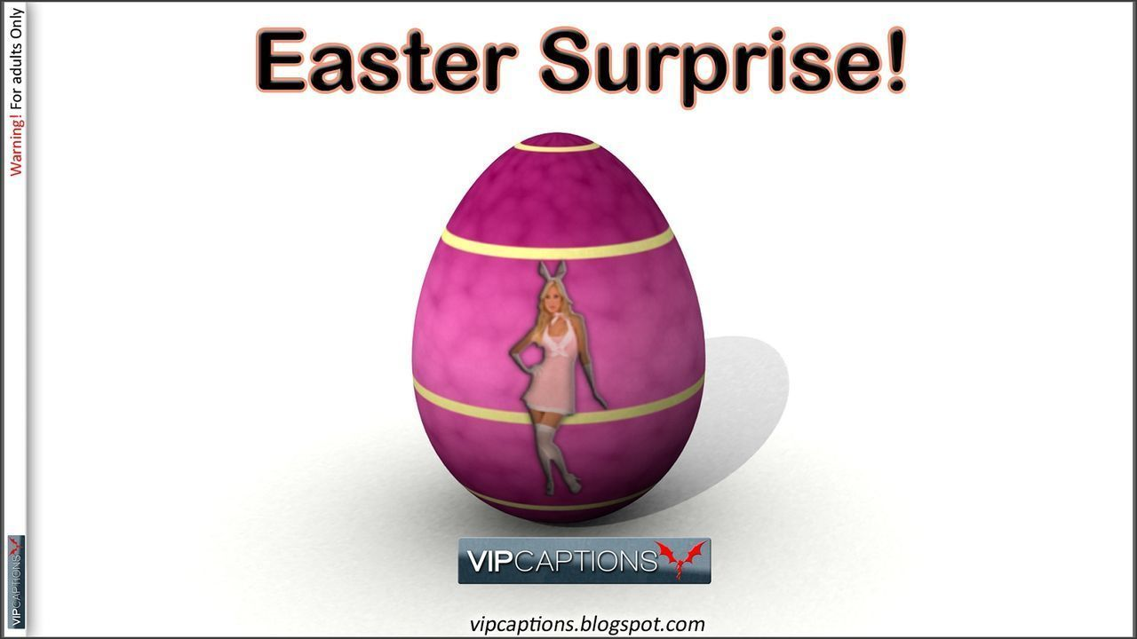 [VipCaptions] Easter Surprise!
