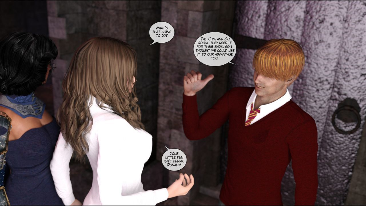 [Shinra-kun] Harriet Cooper And The Wizard\'s Sacrifice - Spell 3 - part 12