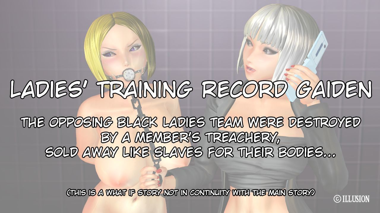[Shiguma] Ladies\' Training Record [English] [J-Eye] - part 9